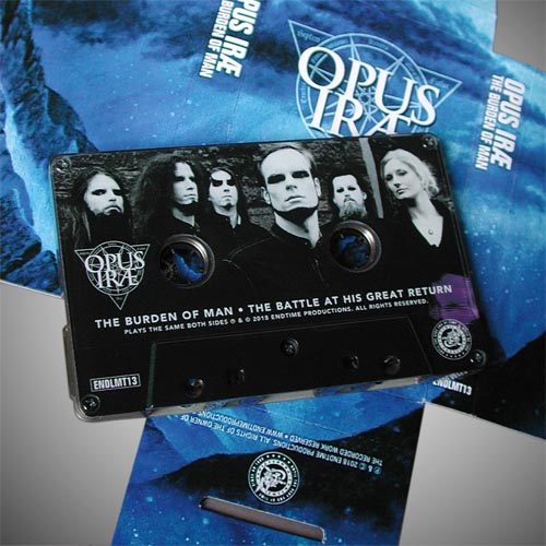 OPUS IRAE: THE BURDEN OF MAN LMT CASSETTE SINGLE
